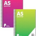 A5 Spiral Note Pad